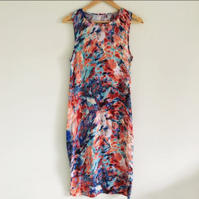 SUPRE - Women's Midi Dress