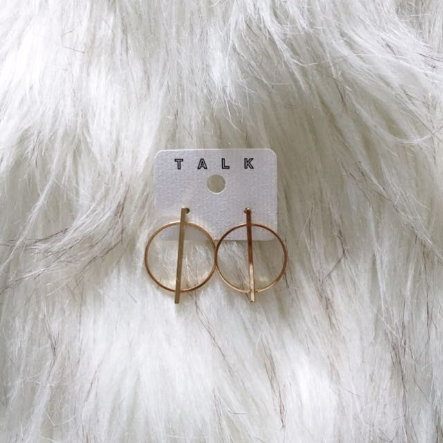 Talk Earrings