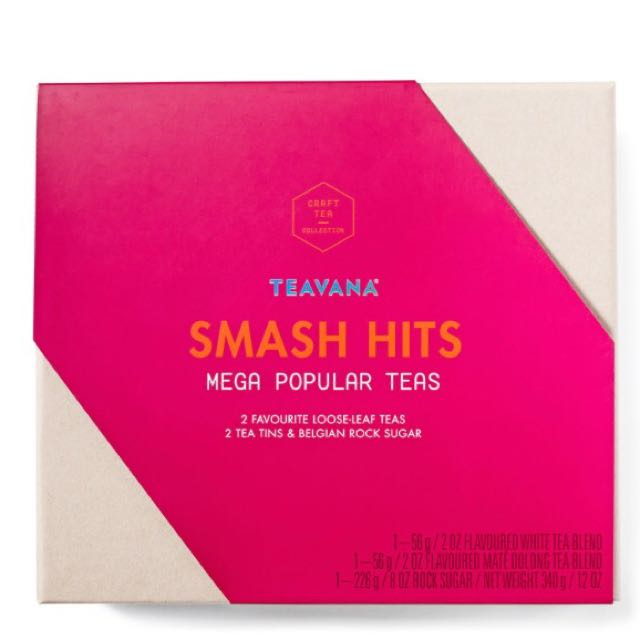 Teavana Smash Hits Sampler Box