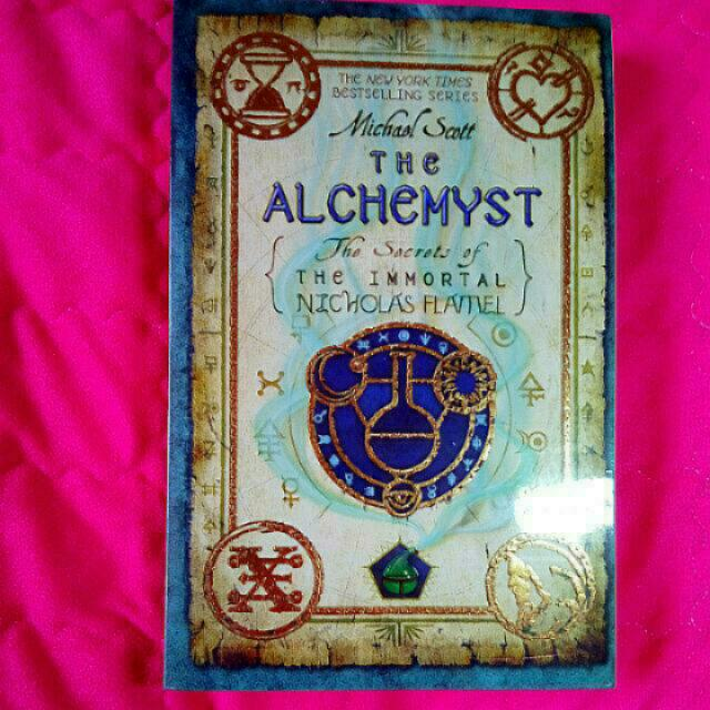 The Alchemyst (Subsequel/Inspired By Harry Potter And The Sorcerer's stone)