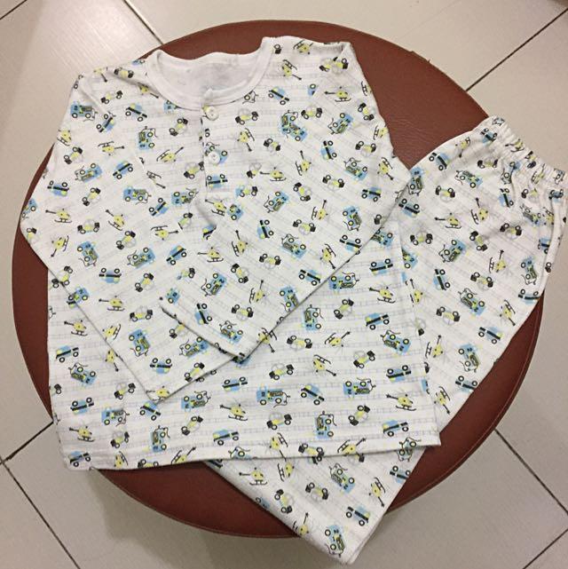 Toddler Pajama