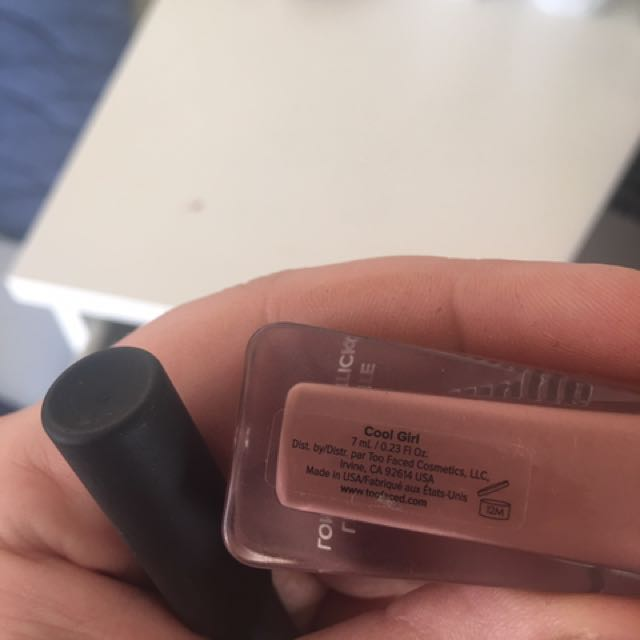 Too faced Melted Matte Lipstick - Cool Girl
