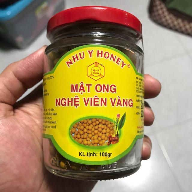 Turmeric & Honey Pills, Health & Beauty, Hand & Foot Care on