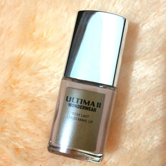 Ultima II Liquid Foundation