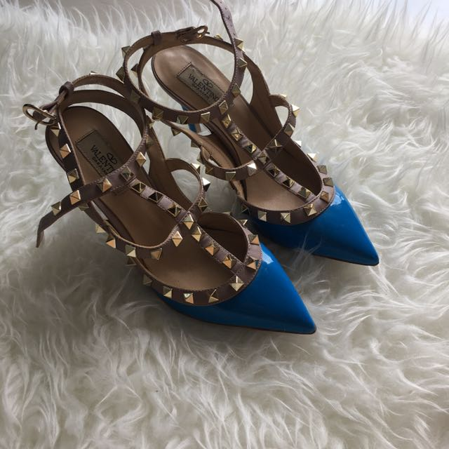 Valentino Shoes Size 36 Super Mirror