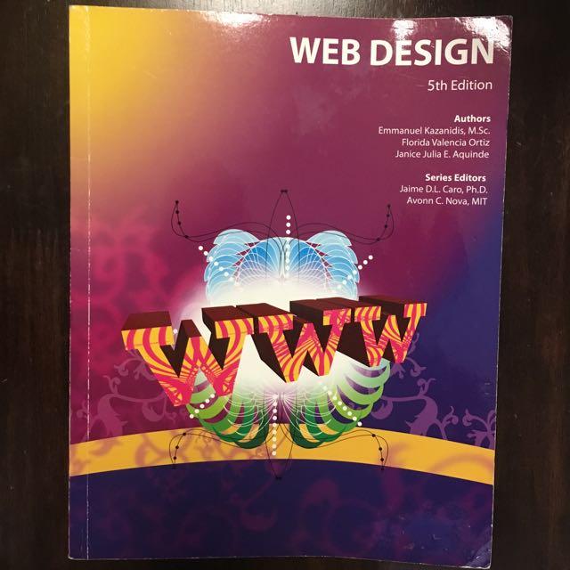 Web Design 5th Edition