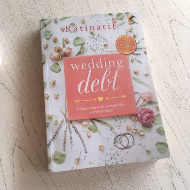 Wedding Debt Wattpad Novel