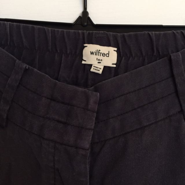 Wilfred Lyocell Pants, Size 10