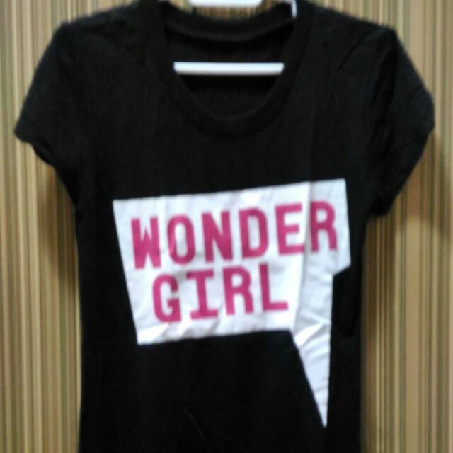 Y.R.Y.S wonder Girl Shirt
