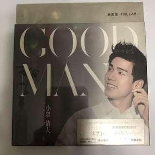 林奕匡 小眾情人 GoodMan CD 台灣版