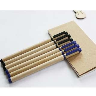 Kraft Paper Gel Pen