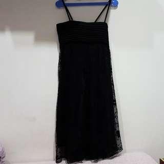 Dress Renda Chic Simple