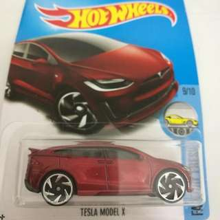Hotwheels Tesla #UNDER90