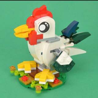 40234 Lego Special Edition Chinese Zodiac Year of the Rooster