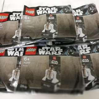 40268 Lego Star Wars Polybag #UNDER90