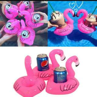 Party Flamingo drink holder