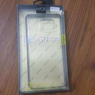 [USED] NOTE 5 PHONE CASE Nice Transparent