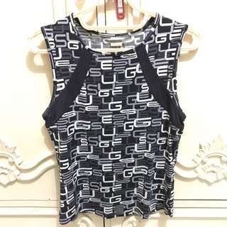 GUESS Top Sleeveless