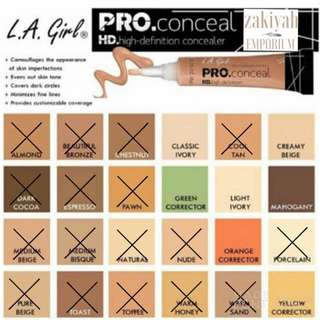 L.A Girls Pro Concealer