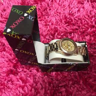 Authentic XOXO Watch
