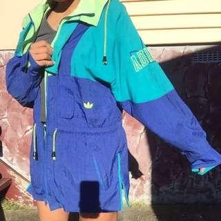 Unisex Vintage Adidas Anorak