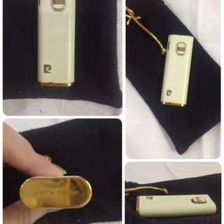Repriced! Vintage Pierre Cardin Lighter Ladies Collectible