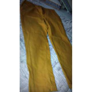 Van Heusen Stretch Cropped Pants Size 8