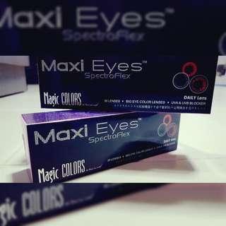 Maxi Eyes Lens Spectroflex Mystic Brown