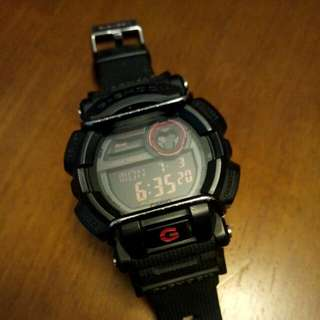 G Shock Gd400 Black In Colour (Watch Only)