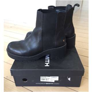 Windsor Smith Leather Boots
