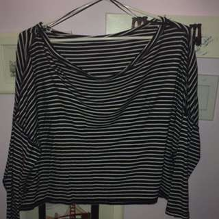 Loose Fitting H&m Top