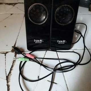 speaker HAVIC