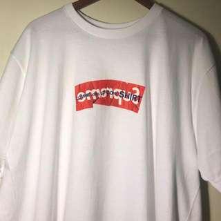 SUPREME X CDG tee Shirt