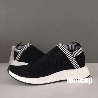 [UK9 SALE] Adidas NMD CS2 PK Black