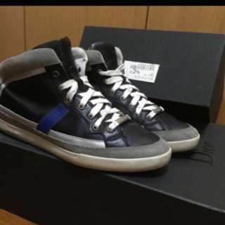 Dior Homme Hi Cut Sneaker Size 39