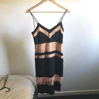 HANSEN AND GRETEL Slip Dress