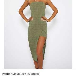 Pepper Mayo Dress
