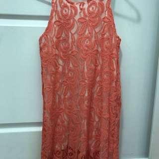 Lace Dress Size:small