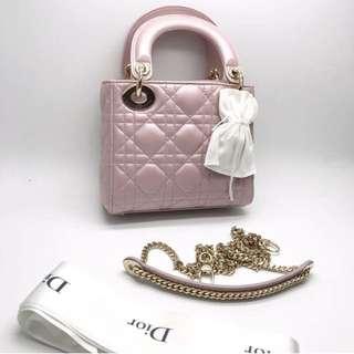 Lady Dior Classic Mini Lambskin