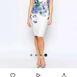 Hope & Ivy Dress Petite