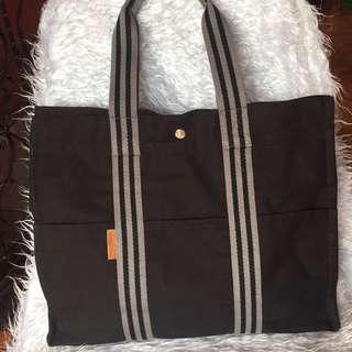 Hermes Large Tote Hand Bag
