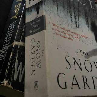 Snow Garden By Christopher Rice