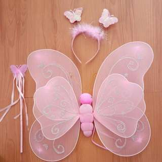 Butterfly Wings costume/Fairy/Halloween Costume