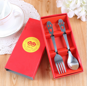 Spoon and Fork Code 009