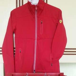 Ferrari Scuderia Ladies Jacket Authentic