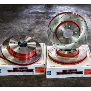TRW Brake Pad & Rotor for Vios (Siap Pasang) from RM100