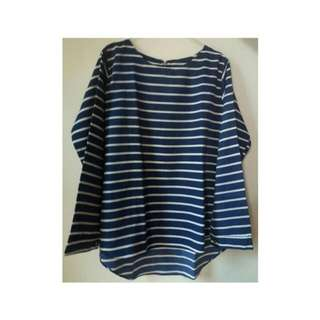 Stripe Navy Clothes
