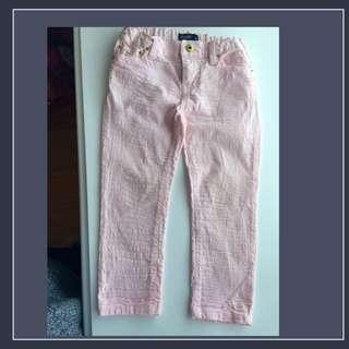 Pink Bardot Jeans Size 2