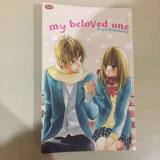 my beloved one - fuyu kumaoka
