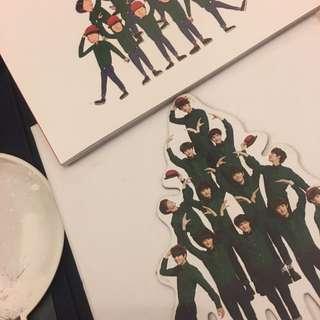 EXO - Miracles In December (Korean CD)